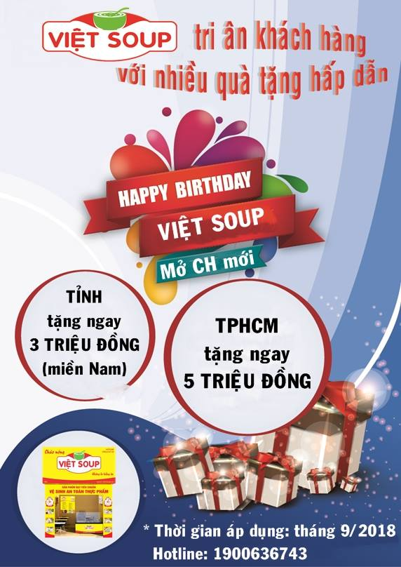 ƯU ĐÃI ĐẶC BIỆT TRONG THÁNG 9