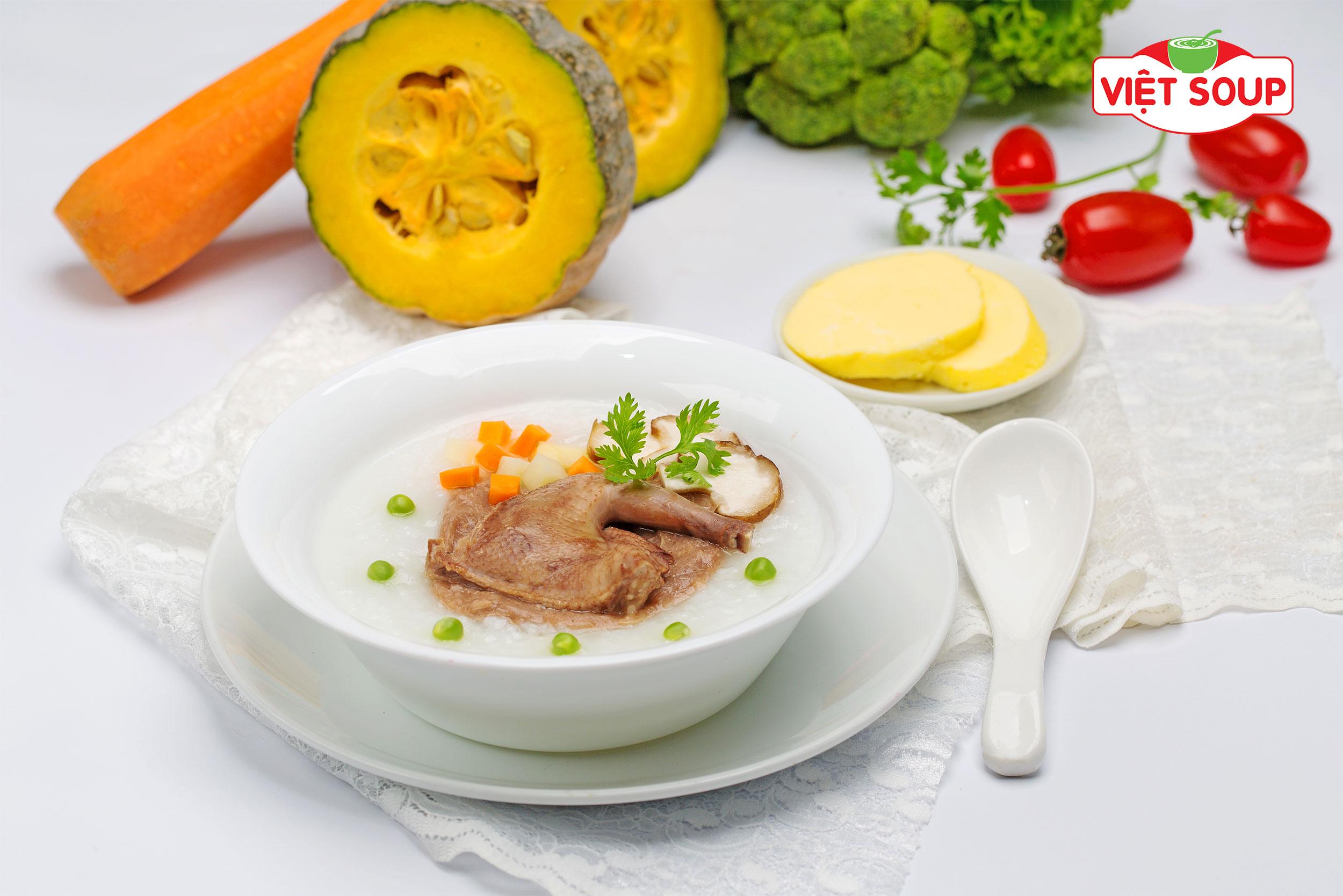 Công dụng và cách nấu món cháo bồ câu thơm ngon tại nhà